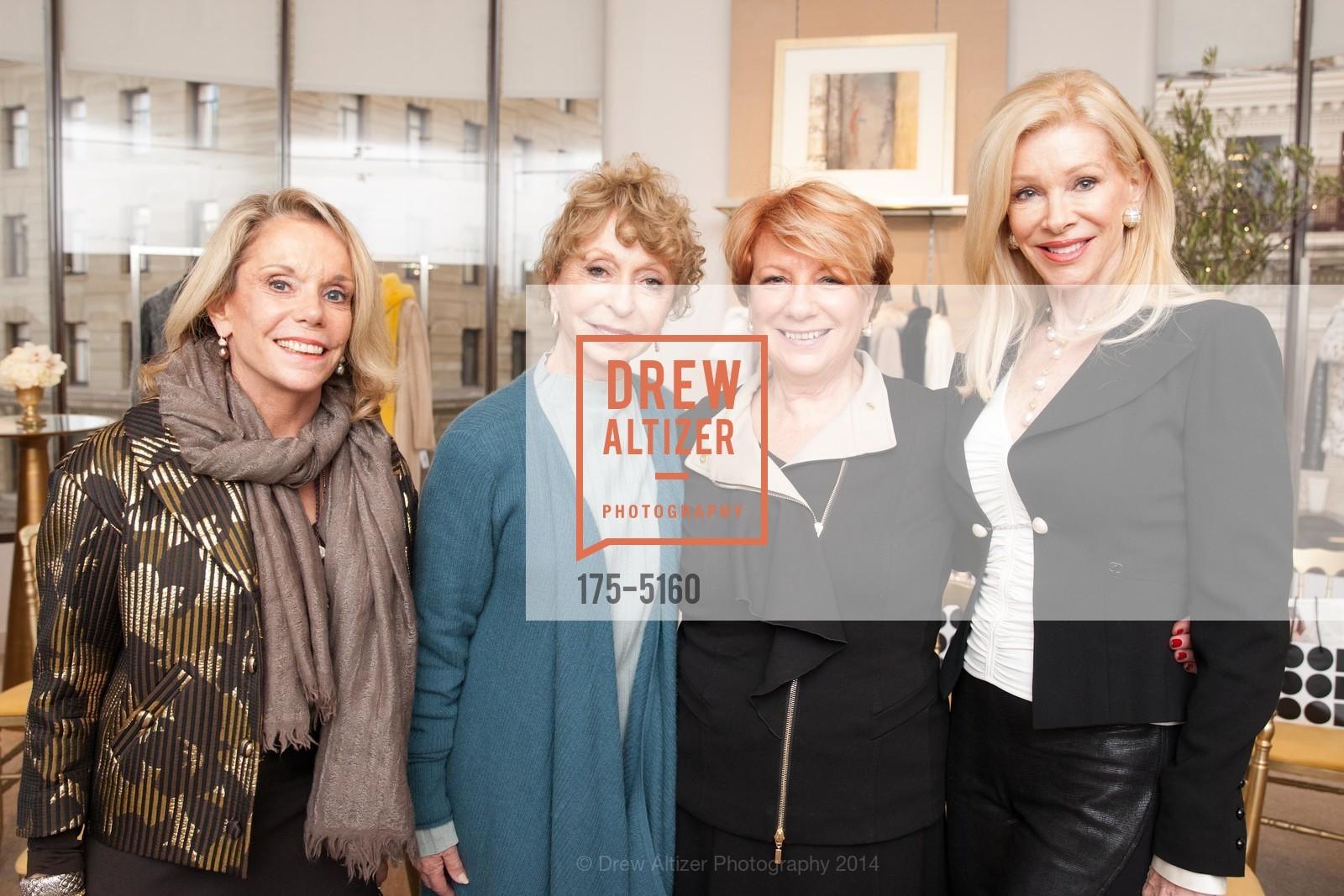 Riva Berelson, Roberta Sherman, Giuliana Teso, Pamala Deikel, Photo #175-5160