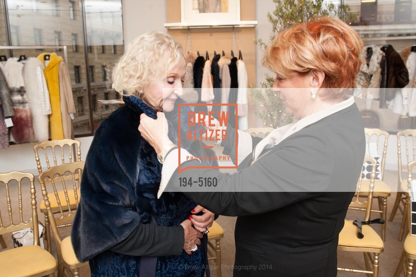 Rozalya Schrayver, Giuliana Teso, Photo #194-5160