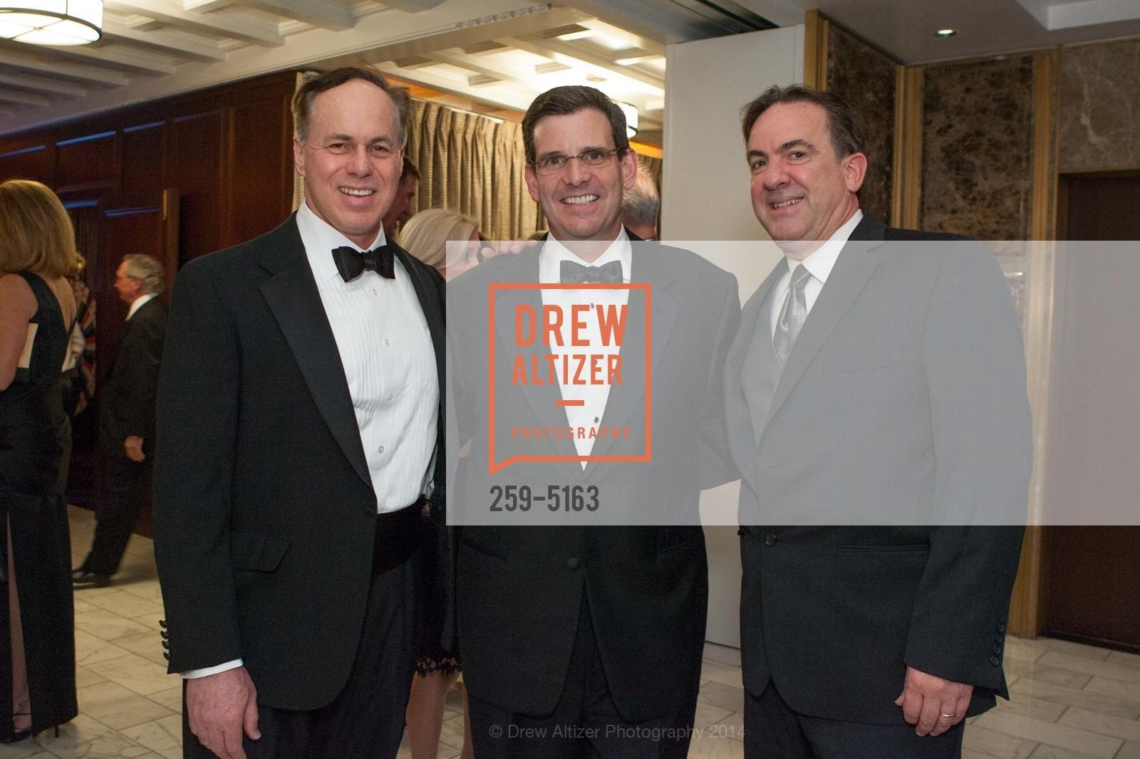 Steve Bard, Jeff Gattis, PJ Norris, Photo #259-5163