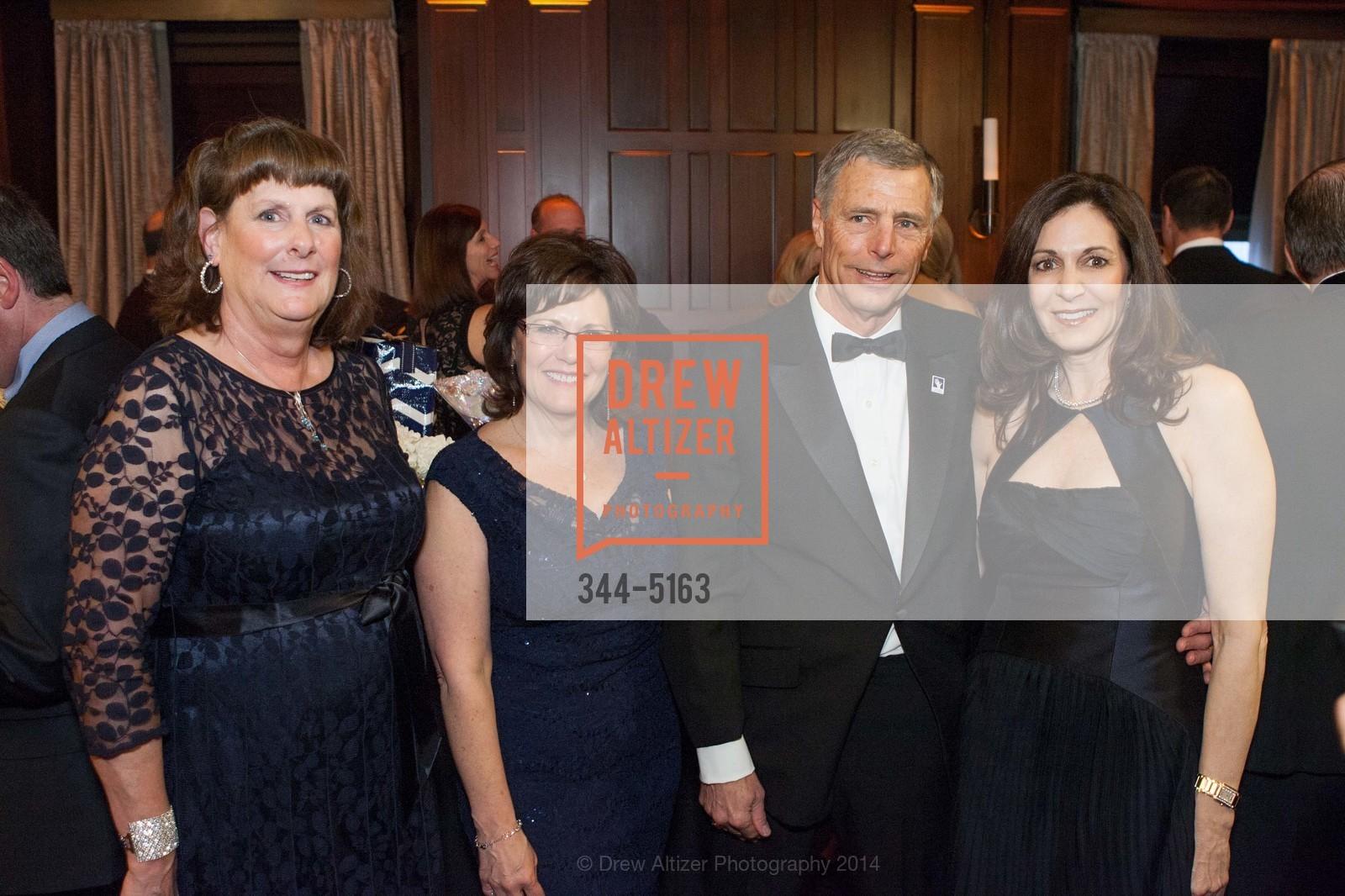 Marie Fox, Arne Croce, Joanne Goldstein, Photo #344-5163