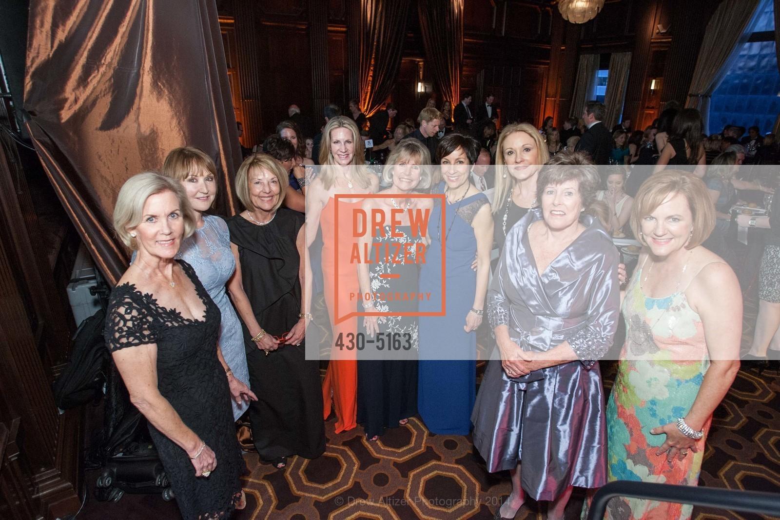 Susie Finney, Linda Leal, Debbie Bocchi, Wels Hamilton, Patti Rueff, Shelly McGraw, Linda Vaughn, Charlotte McFadden, Photo #430-5163