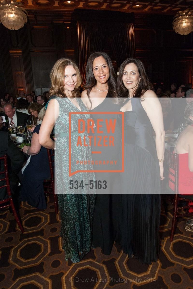 Elaine Smith, Julie Lev, Joanne Goldstein, Photo #534-5163