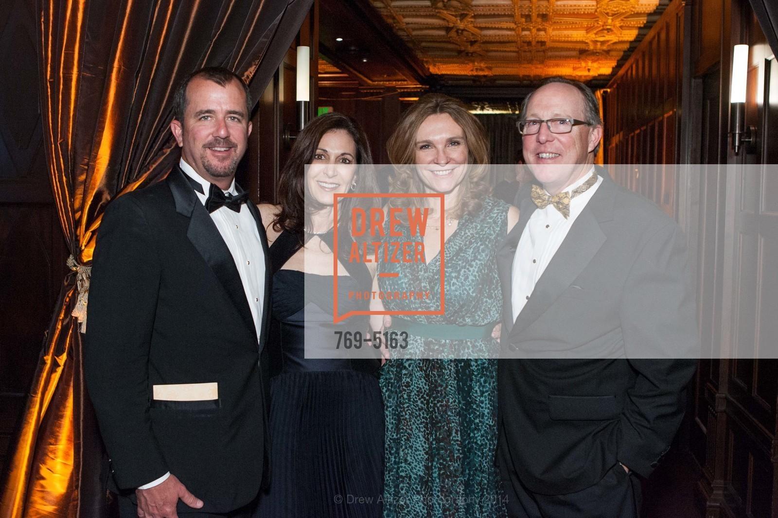 Christian Riley, Joanne Goldstein, Elaine Smith, George Lamb, Photo #769-5163