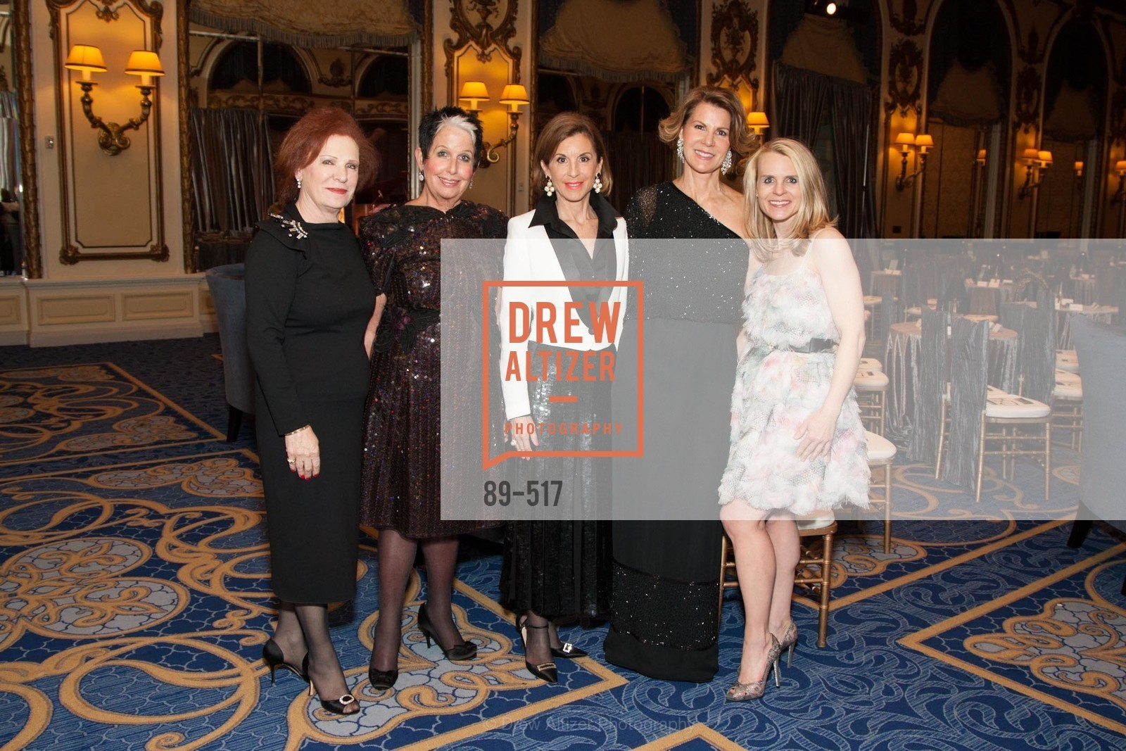 Romana Bracco, Karen Kubin, Marsha Monro, Katie Jarman, Jane Mudge, SAN FRANCISCO OPERA GUILD Presents POPera, US. US, April 10th, 2014,Drew Altizer, Drew Altizer Photography, full-service event agency, private events, San Francisco photographer, photographer California