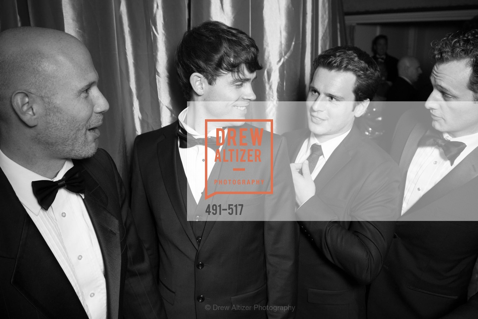 PHilip Grant, Paul Ouellette, Jonathan Groff, Ken Lavigne, SAN FRANCISCO OPERA GUILD Presents POPera, US. US, April 10th, 2014,Drew Altizer, Drew Altizer Photography, full-service agency, private events, San Francisco photographer, photographer california