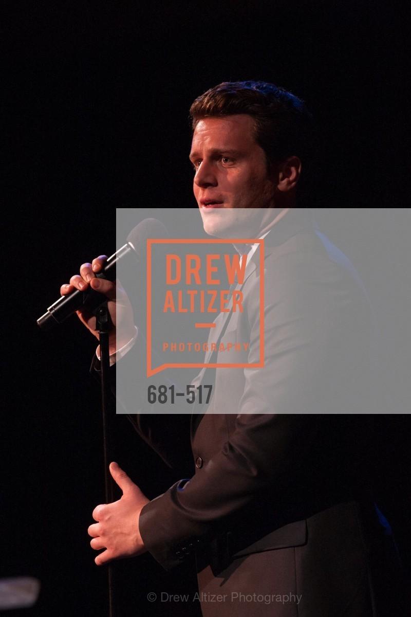 Performance By Jonathan Groff, SAN FRANCISCO OPERA GUILD Presents POPera, US. US, April 10th, 2014,Drew Altizer, Drew Altizer Photography, full-service agency, private events, San Francisco photographer, photographer california