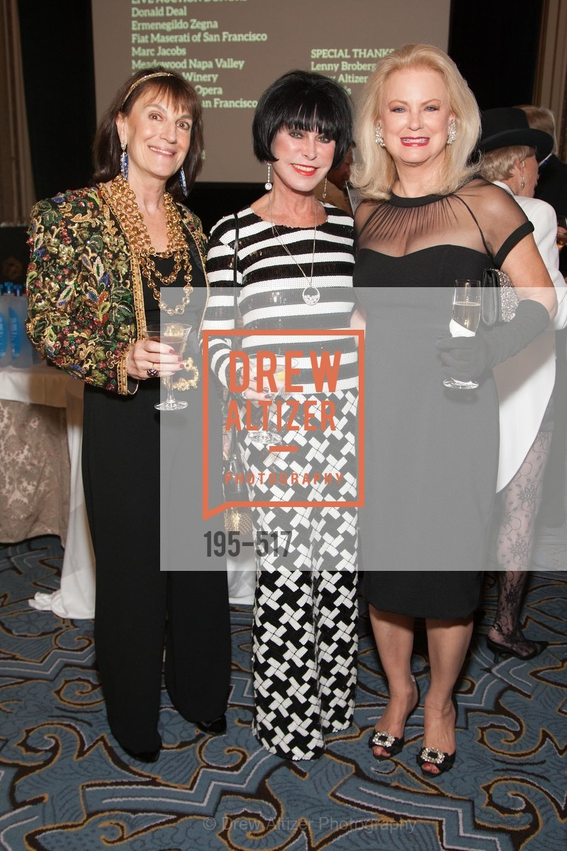 Deborah Sagues, Marilyn Cabak, Chandra Friese, SAN FRANCISCO OPERA GUILD Presents POPera, US. US, April 10th, 2014,Drew Altizer, Drew Altizer Photography, full-service agency, private events, San Francisco photographer, photographer california