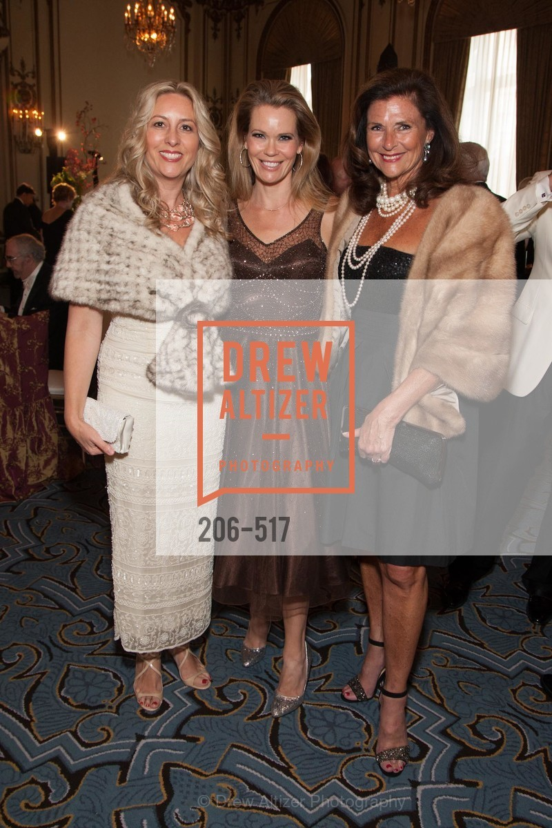 Ginny Ziegler, Stephanie Tuttle, Linda Zider, SAN FRANCISCO OPERA GUILD Presents POPera, US. US, April 10th, 2014