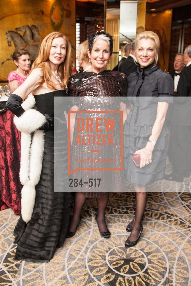 Teresa Medearis, Karen Kubin, Cynthia Schreuder, SAN FRANCISCO OPERA GUILD Presents POPera, US. US, April 10th, 2014