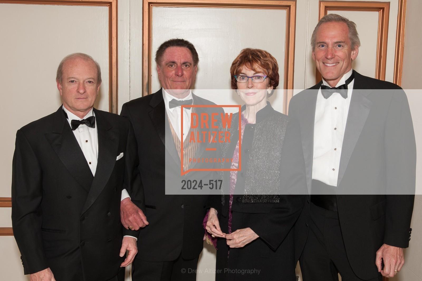 David Gorsulowsky, Ernest Mariotto, Lola Bugatto, Matthew Kanzler, SAN FRANCISCO OPERA GUILD Presents POPera, US. US, April 10th, 2014