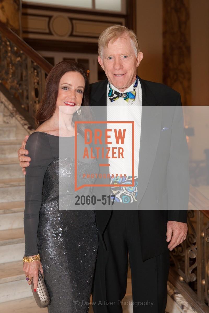 Gail DeMartini, Ron Haan, SAN FRANCISCO OPERA GUILD Presents POPera, US. US, April 10th, 2014