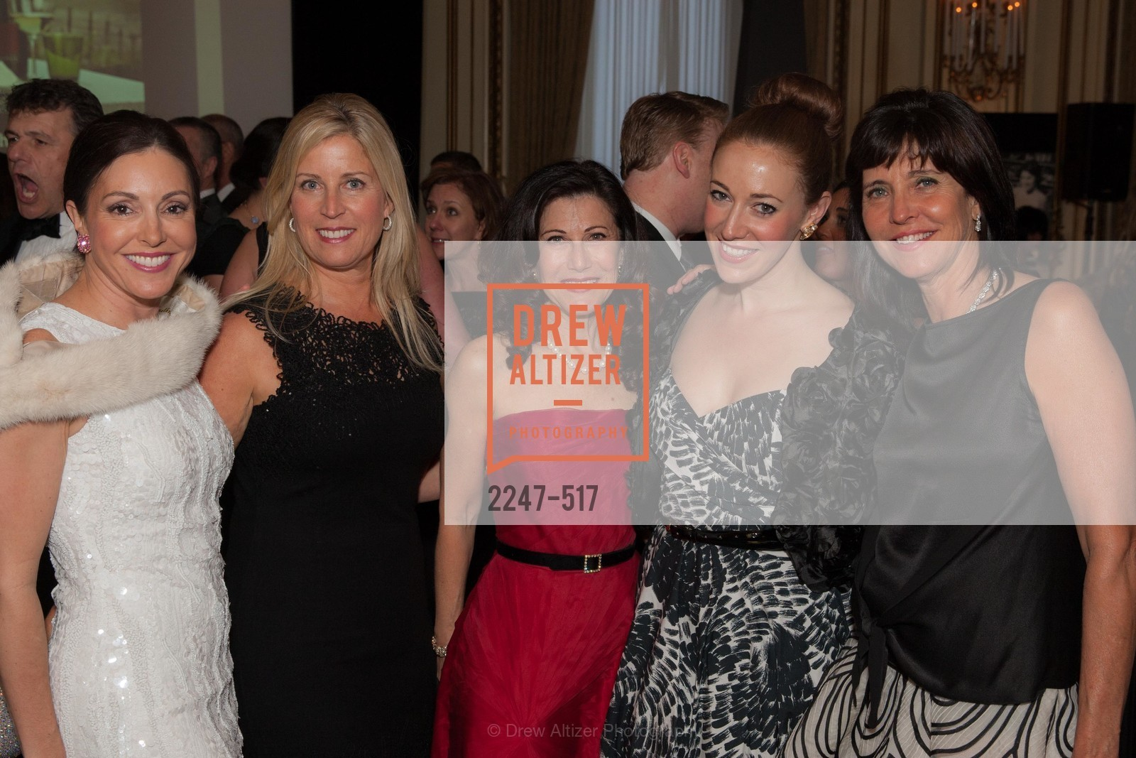 Marybeth Lamotte, Jane Inch, Adrienne Mally, Schuyler Hudak, Anne Marie Massocca, SAN FRANCISCO OPERA GUILD Presents POPera, US. US, April 10th, 2014,Drew Altizer, Drew Altizer Photography, full-service agency, private events, San Francisco photographer, photographer california
