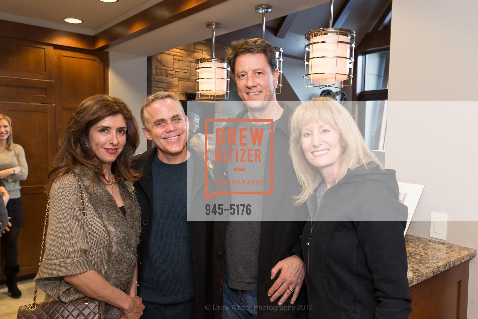 Martha Cramer, Stuart Cramer, Blake Riva, Julie Riva, Photo #945-5176