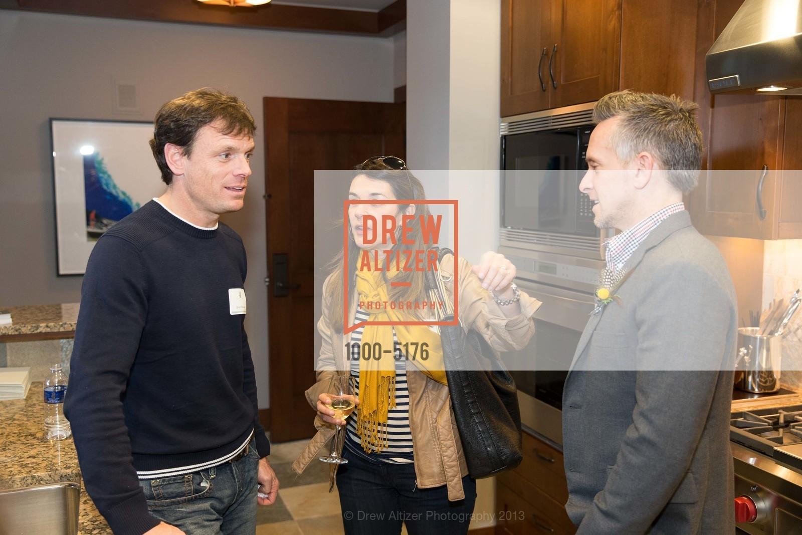 Brian Rickauer, Cattarina Teles, Jay Jeffers, Photo #1000-5176