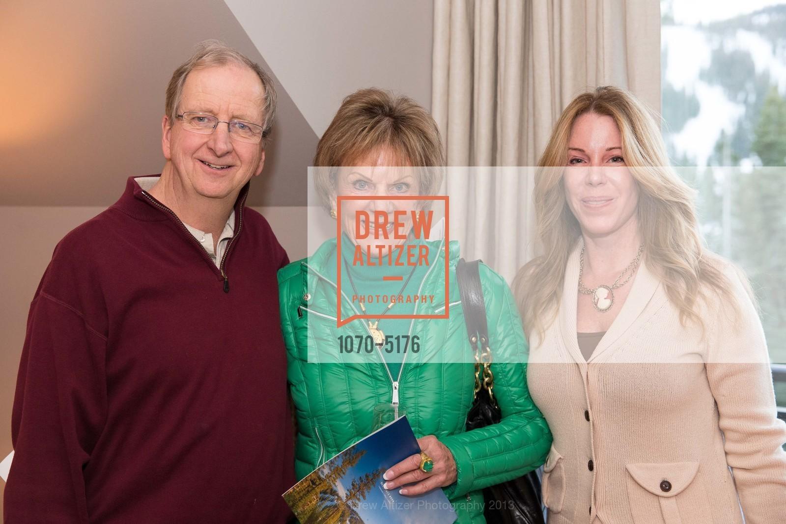 John Brink, Trinkie Watson, Jennifer Fairchild, Photo #1070-5176