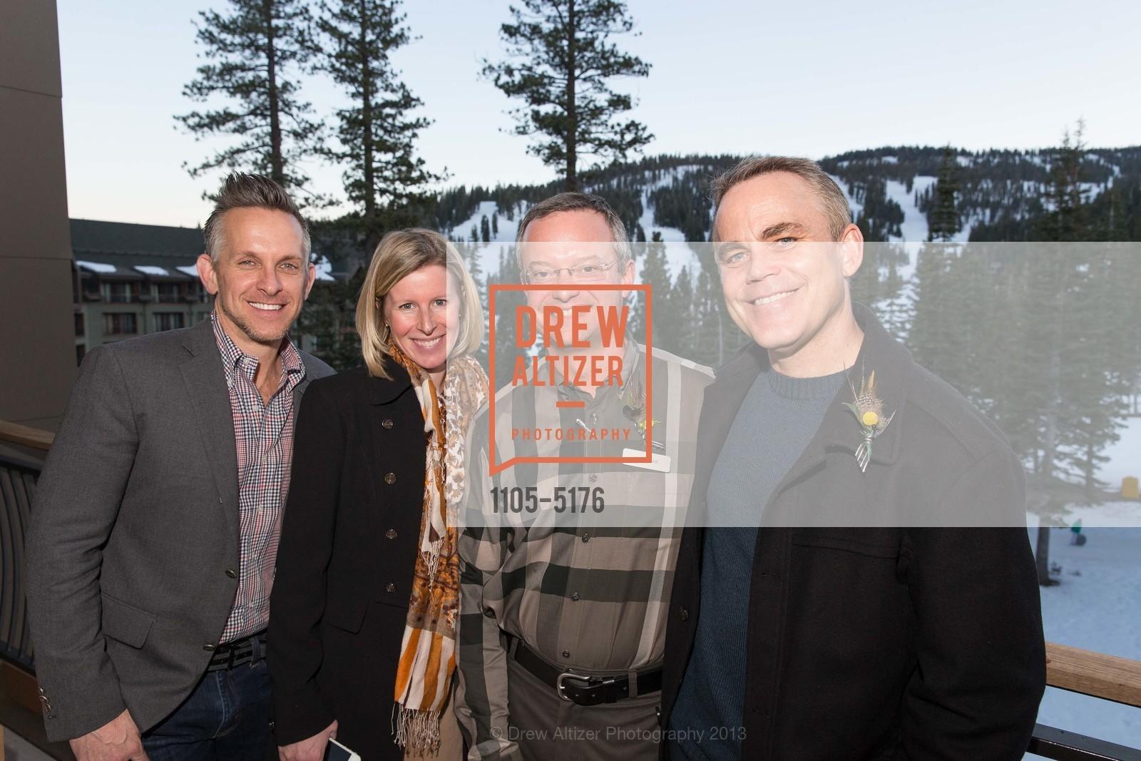 Jay Jeffers, Tori Long, Don Carr, Stuart Cramer, Photo #1105-5176