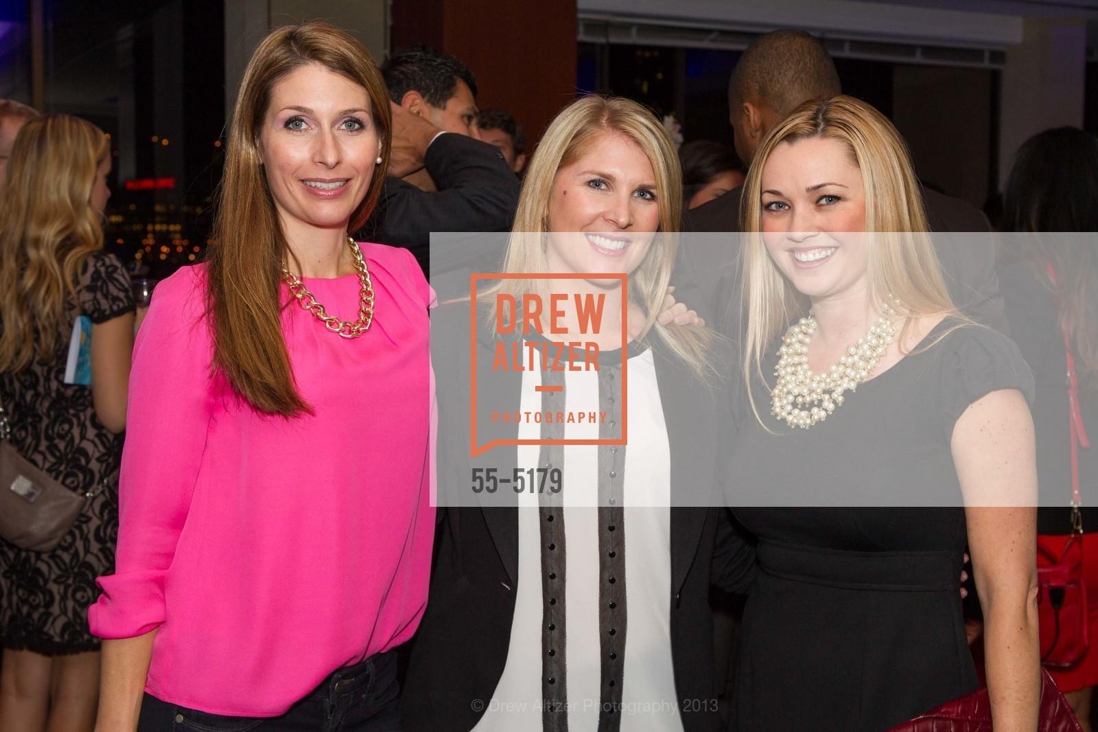 Stephanie Butori, Megan Clawson, Blair Walsh, Photo #55-5179
