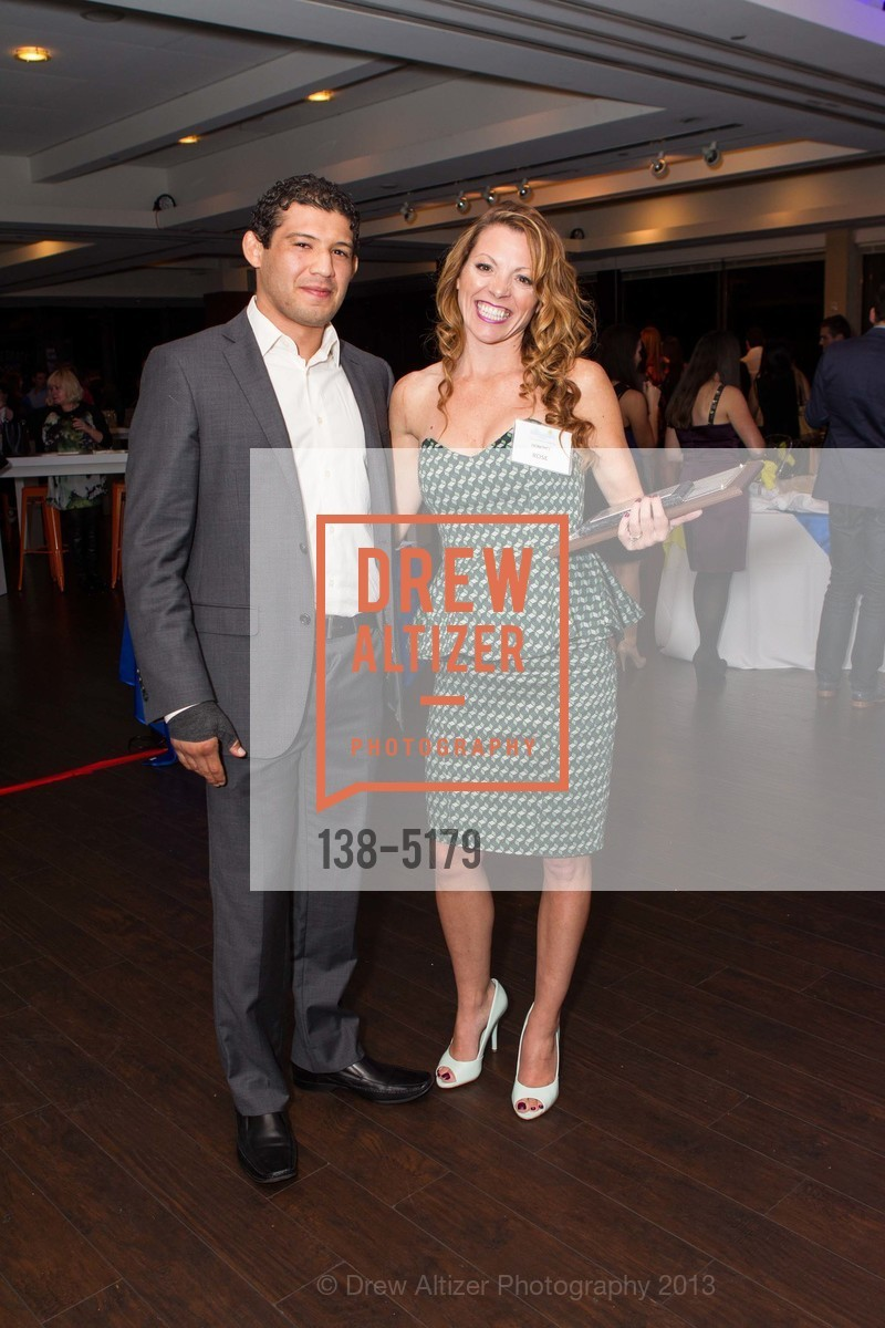 Gilbert Melendez, Rose Martini, Photo #138-5179