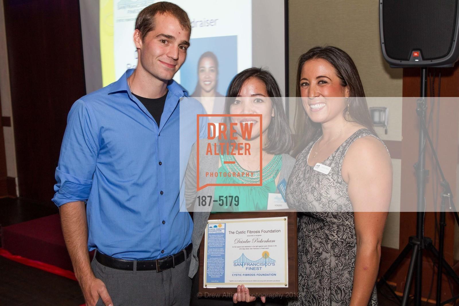 Justin Shields, Deirdre Peckingham, Jessica Albee, Photo #187-5179