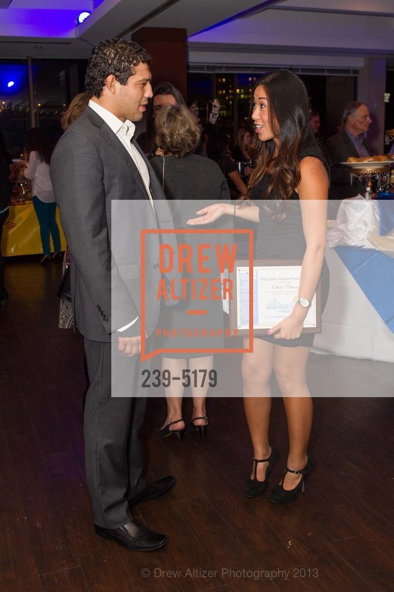Gilbert Melendez, Olivia Cheung, Photo #239-5179