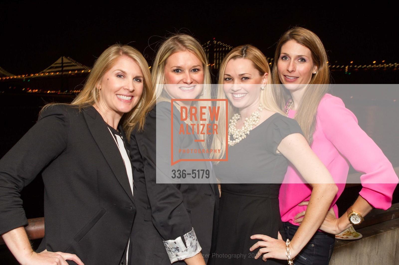 Megan Clawson, Jillian Cirigliano, Blair Walsh, Stephanie Butori, Photo #336-5179