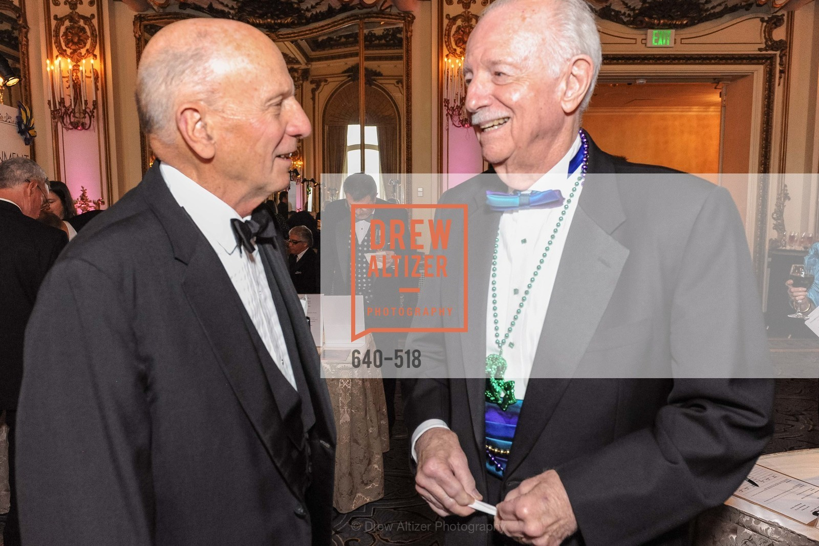 Tom Morton, John Lindstrom, MEROLA OPERA Spring Benefit 2014:  A Night in New Orleans, US. Fairmont, April 12th, 2014,Drew Altizer, Drew Altizer Photography, full-service agency, private events, San Francisco photographer, photographer california