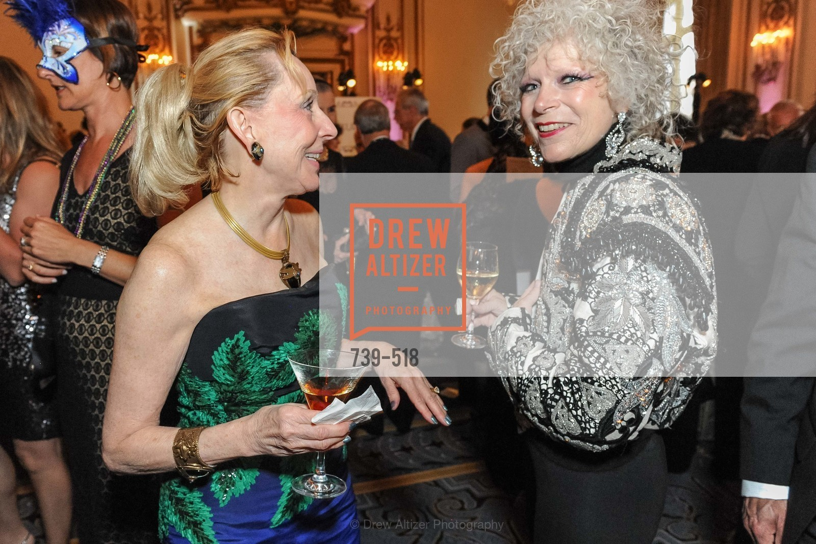 Pamela Rigg, Faye Wilson, MEROLA OPERA Spring Benefit 2014:  A Night in New Orleans, US. Fairmont, April 12th, 2014,Drew Altizer, Drew Altizer Photography, full-service agency, private events, San Francisco photographer, photographer california