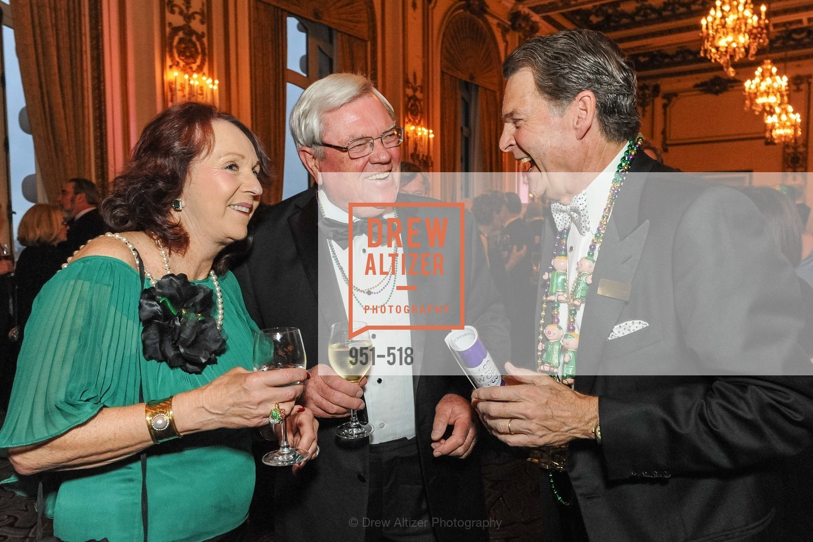 Valerie Huff, Dennis Freeman, MEROLA OPERA Spring Benefit 2014:  A Night in New Orleans, US. Fairmont, April 12th, 2014
