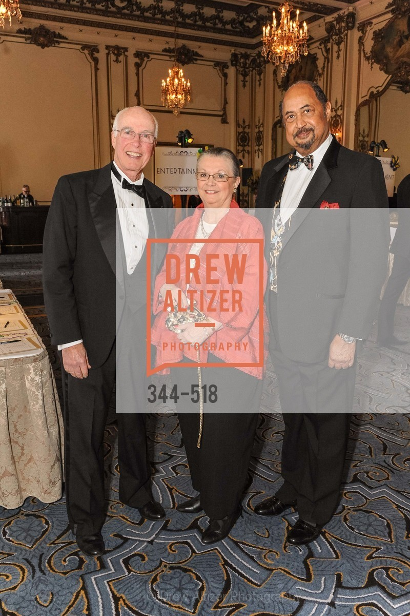 David Hugle, Donna Blacker, Conrad Sweeting, MEROLA OPERA Spring Benefit 2014:  A Night in New Orleans, US. Fairmont, April 12th, 2014,Drew Altizer, Drew Altizer Photography, full-service agency, private events, San Francisco photographer, photographer california