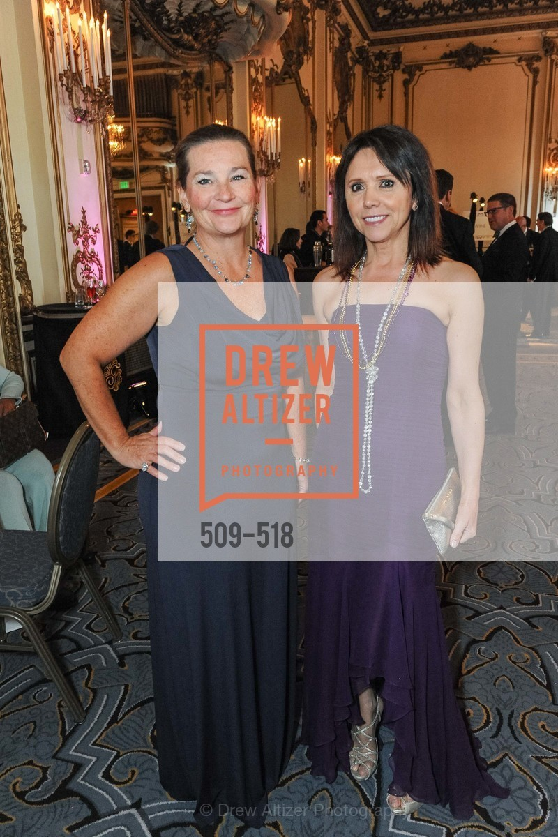 Kristen Soetebier, Barbara Cartier, MEROLA OPERA Spring Benefit 2014:  A Night in New Orleans, US. Fairmont, April 12th, 2014