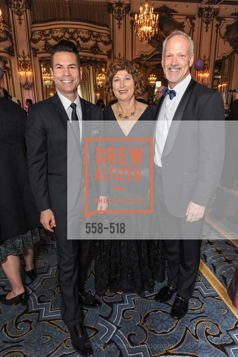 Robert Mison, Mary Sue Bizzarri, David Dixon, MEROLA OPERA Spring Benefit 2014:  A Night in New Orleans, US. Fairmont, April 12th, 2014,Drew Altizer, Drew Altizer Photography, full-service agency, private events, San Francisco photographer, photographer california