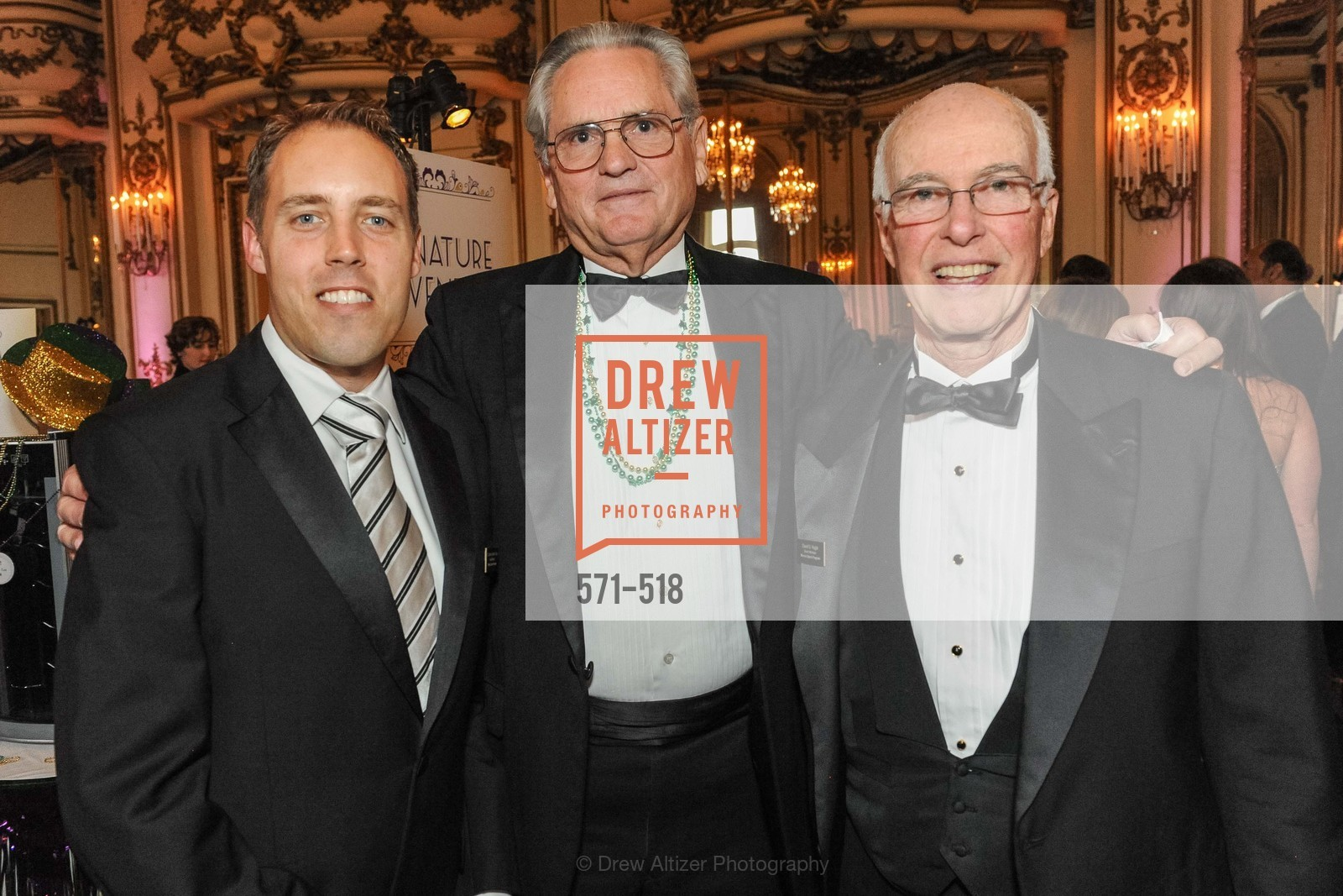 James Cross, Peter Davis, David Hugle, MEROLA OPERA Spring Benefit 2014:  A Night in New Orleans, US. Fairmont, April 12th, 2014,Drew Altizer, Drew Altizer Photography, full-service agency, private events, San Francisco photographer, photographer california