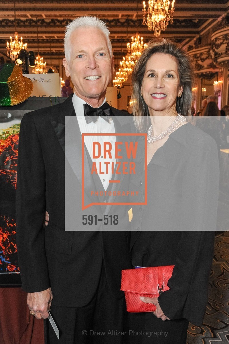 Keith Durgy, Evelyn Vosti, MEROLA OPERA Spring Benefit 2014:  A Night in New Orleans, US. Fairmont, April 12th, 2014,Drew Altizer, Drew Altizer Photography, full-service agency, private events, San Francisco photographer, photographer california