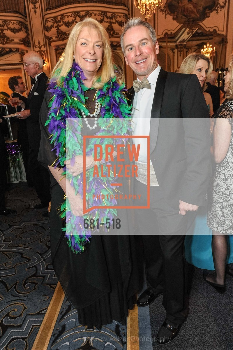 Ginny Freeman, Patrick Wilken, MEROLA OPERA Spring Benefit 2014:  A Night in New Orleans, US. Fairmont, April 12th, 2014,Drew Altizer, Drew Altizer Photography, full-service agency, private events, San Francisco photographer, photographer california