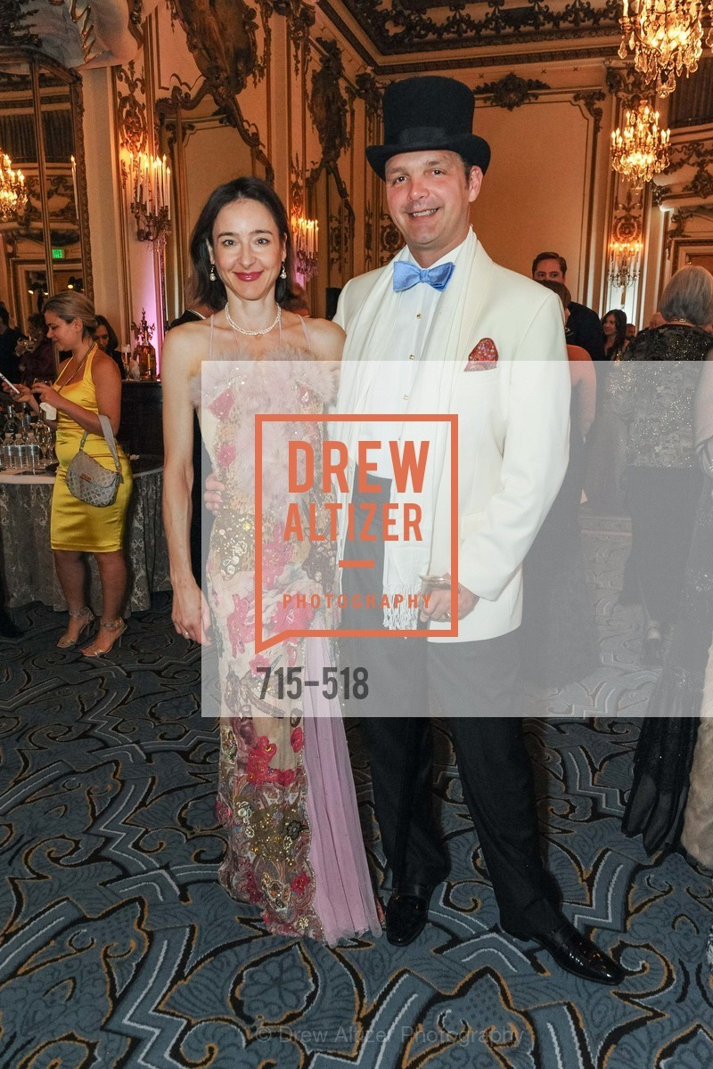 Chandra Rudd, Guillaume Orliac, MEROLA OPERA Spring Benefit 2014:  A Night in New Orleans, US. Fairmont, April 12th, 2014,Drew Altizer, Drew Altizer Photography, full-service agency, private events, San Francisco photographer, photographer california