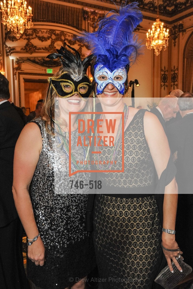 Erica Nelson, Nicole Sanders, MEROLA OPERA Spring Benefit 2014:  A Night in New Orleans, US. Fairmont, April 12th, 2014,Drew Altizer, Drew Altizer Photography, full-service agency, private events, San Francisco photographer, photographer california