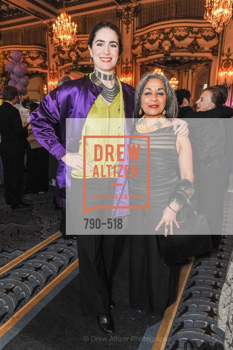 Larissa Archer, Afreen Wahad, MEROLA OPERA Spring Benefit 2014:  A Night in New Orleans, US. Fairmont, April 12th, 2014,Drew Altizer, Drew Altizer Photography, full-service agency, private events, San Francisco photographer, photographer california
