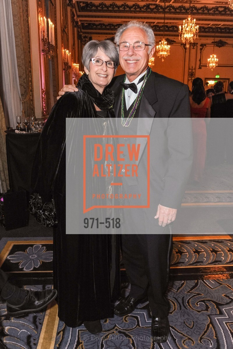 Geri Alpert, Paul Alpert, MEROLA OPERA Spring Benefit 2014:  A Night in New Orleans, US. Fairmont, April 12th, 2014,Drew Altizer, Drew Altizer Photography, full-service agency, private events, San Francisco photographer, photographer california