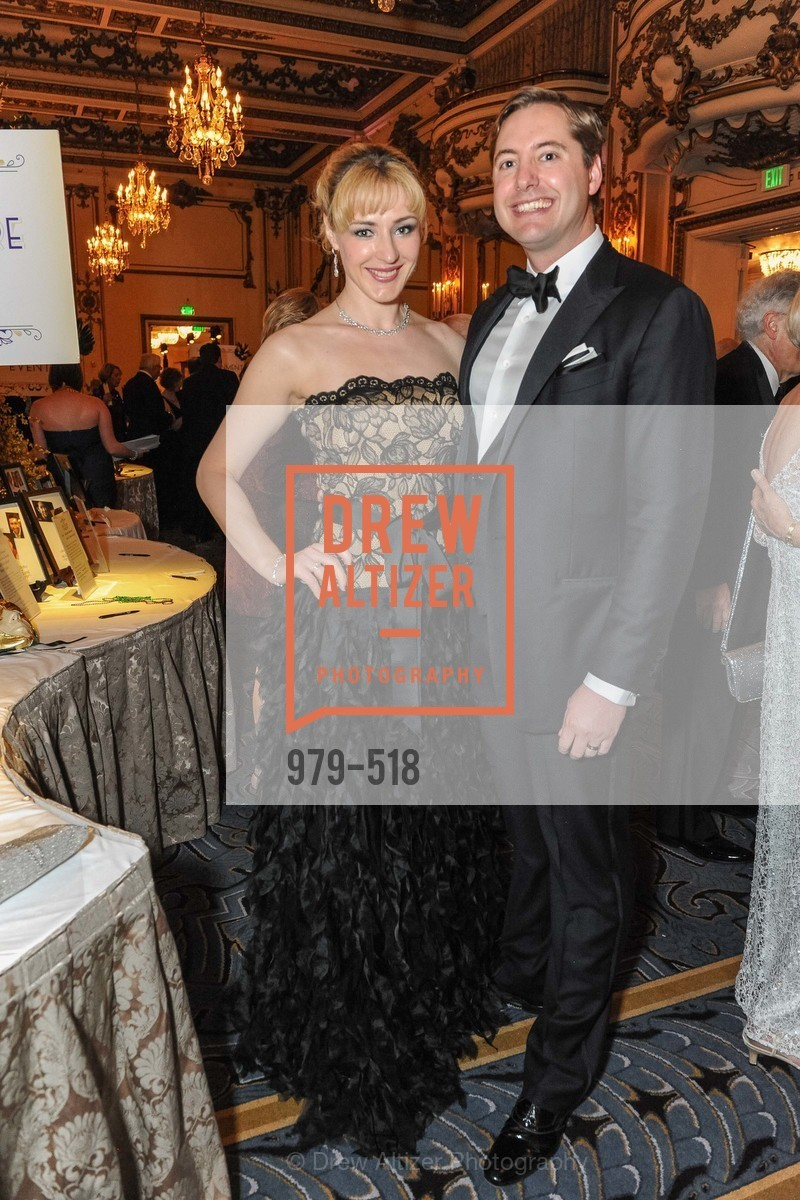 Liza Gustafson, Brian Gustafson, MEROLA OPERA Spring Benefit 2014:  A Night in New Orleans, US. Fairmont, April 12th, 2014,Drew Altizer, Drew Altizer Photography, full-service agency, private events, San Francisco photographer, photographer california
