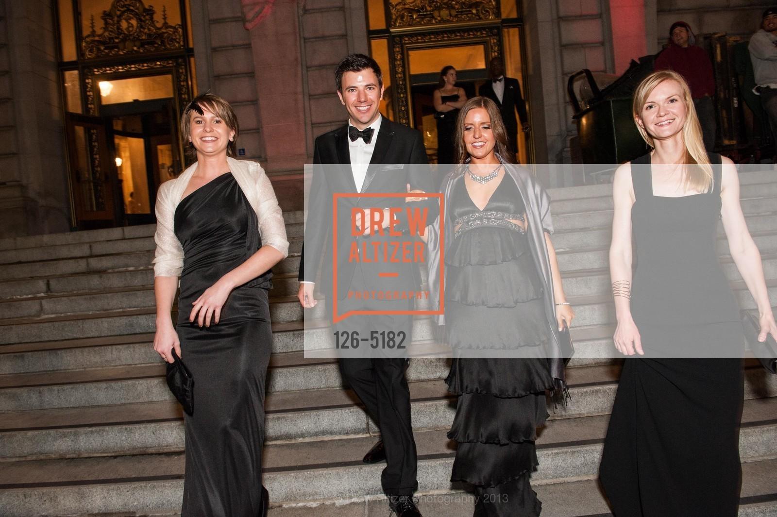 Kelly Cramer, Isaac Hall, Shona McDonald, Greer Goings, Photo #126-5182