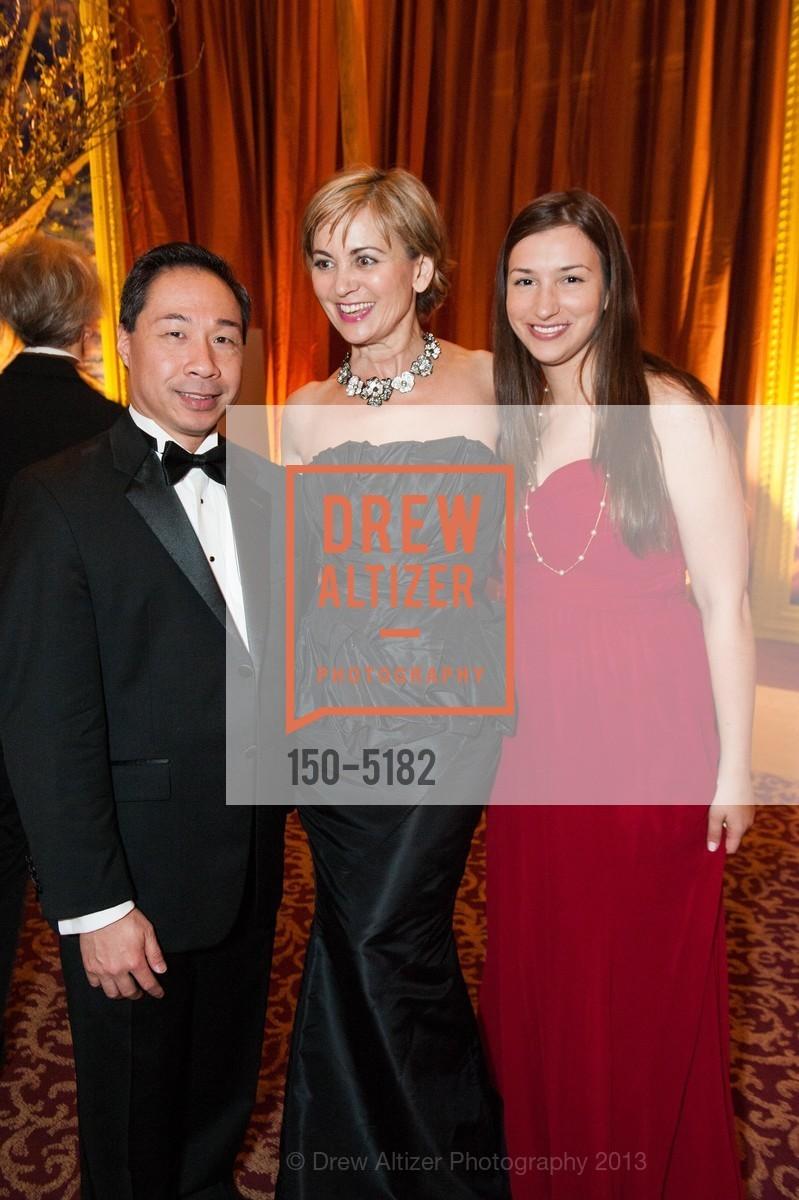 Wilson Yan, Jane Burkhard, Lina Ochman, Photo #150-5182