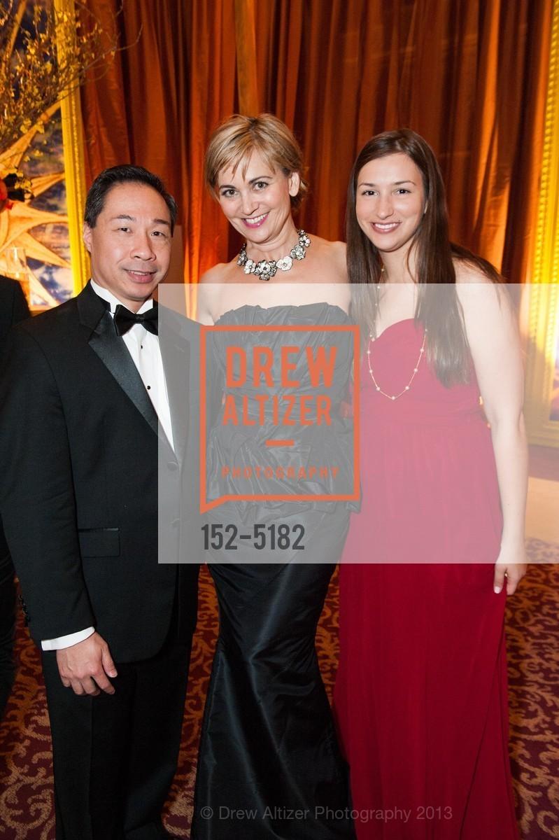 Wilson Yan, Jane Burkhard, Lina Ochman, Photo #152-5182
