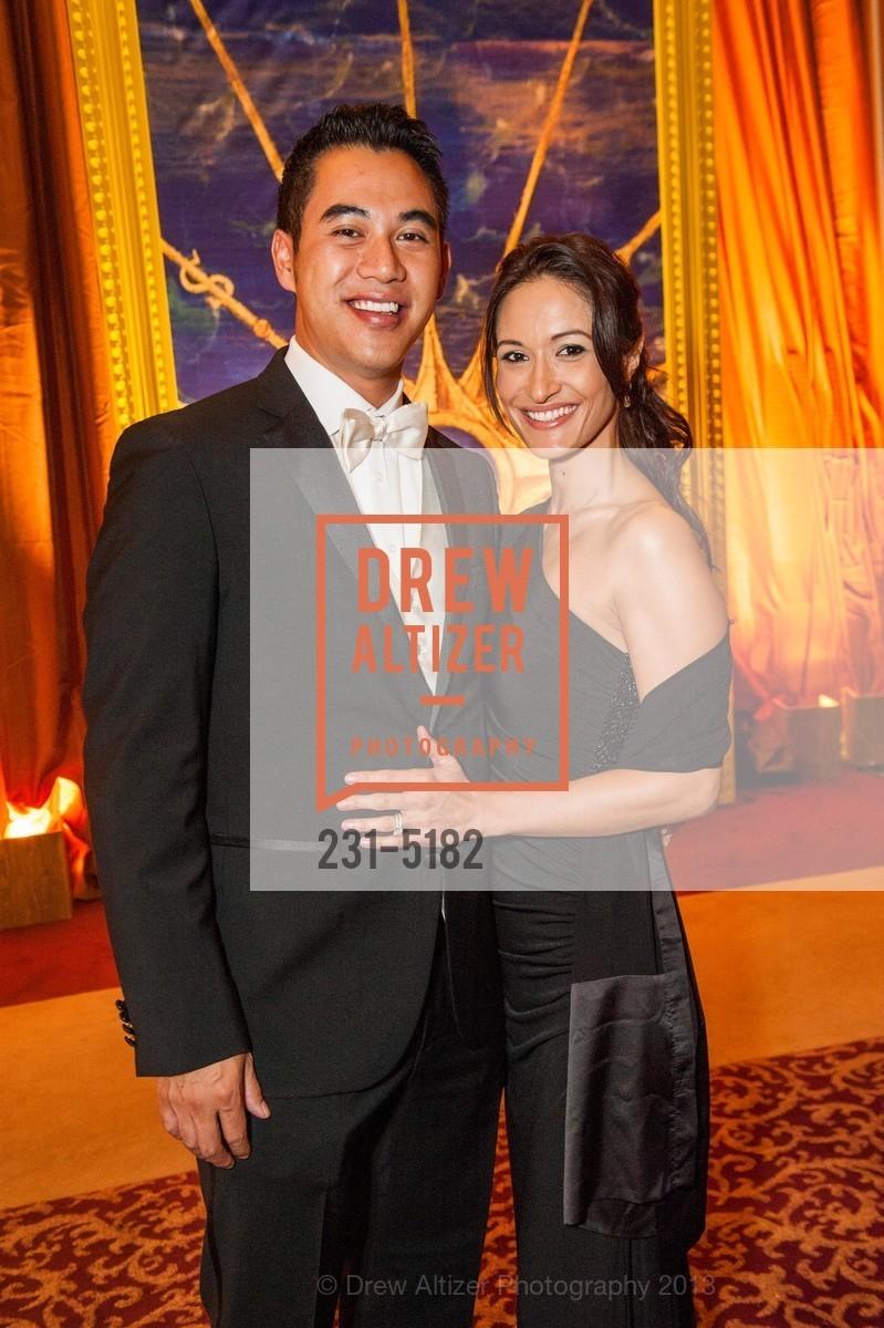 Zaw Thet, Charlaine Thet, Photo #231-5182