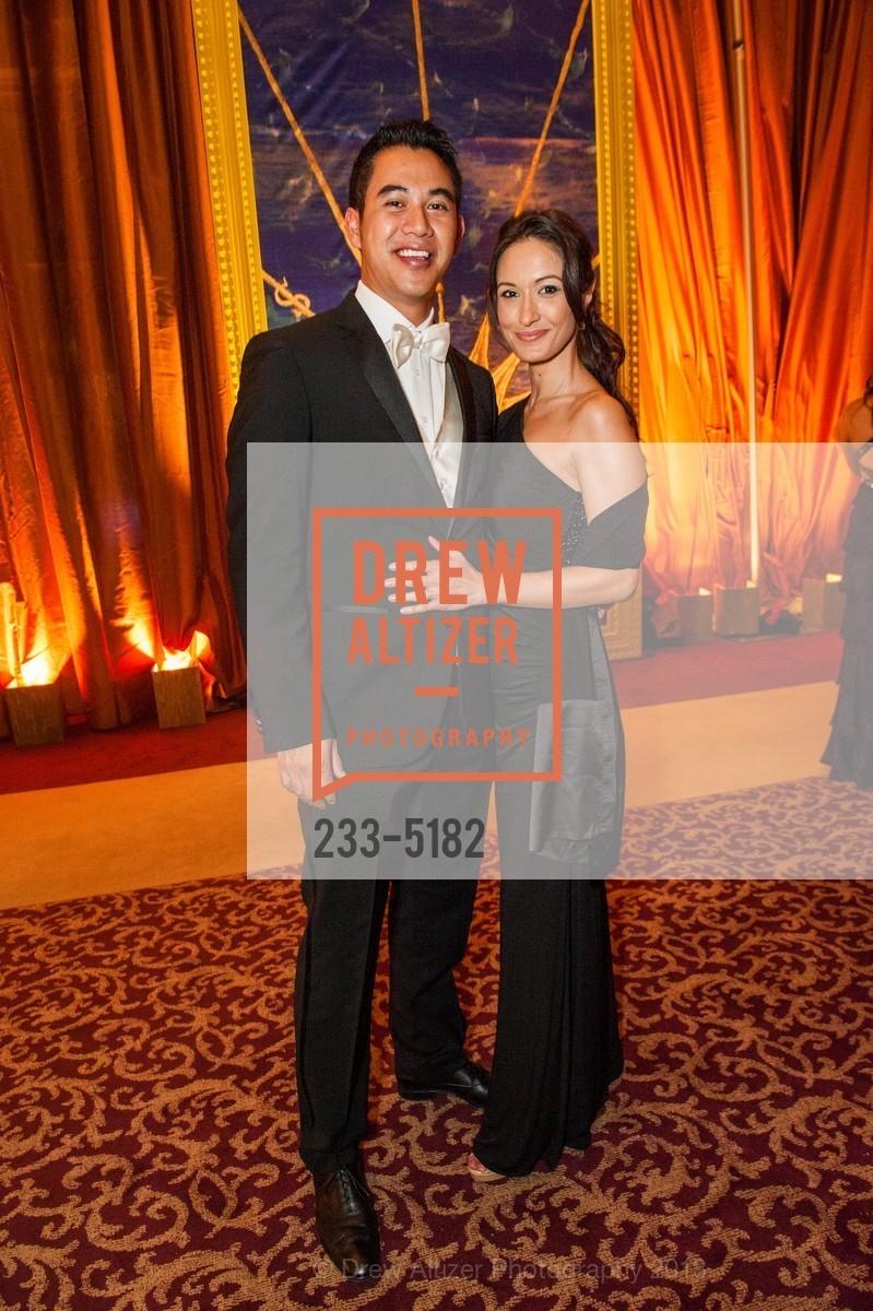 Zaw Thet, Charlaine Thet, Photo #233-5182