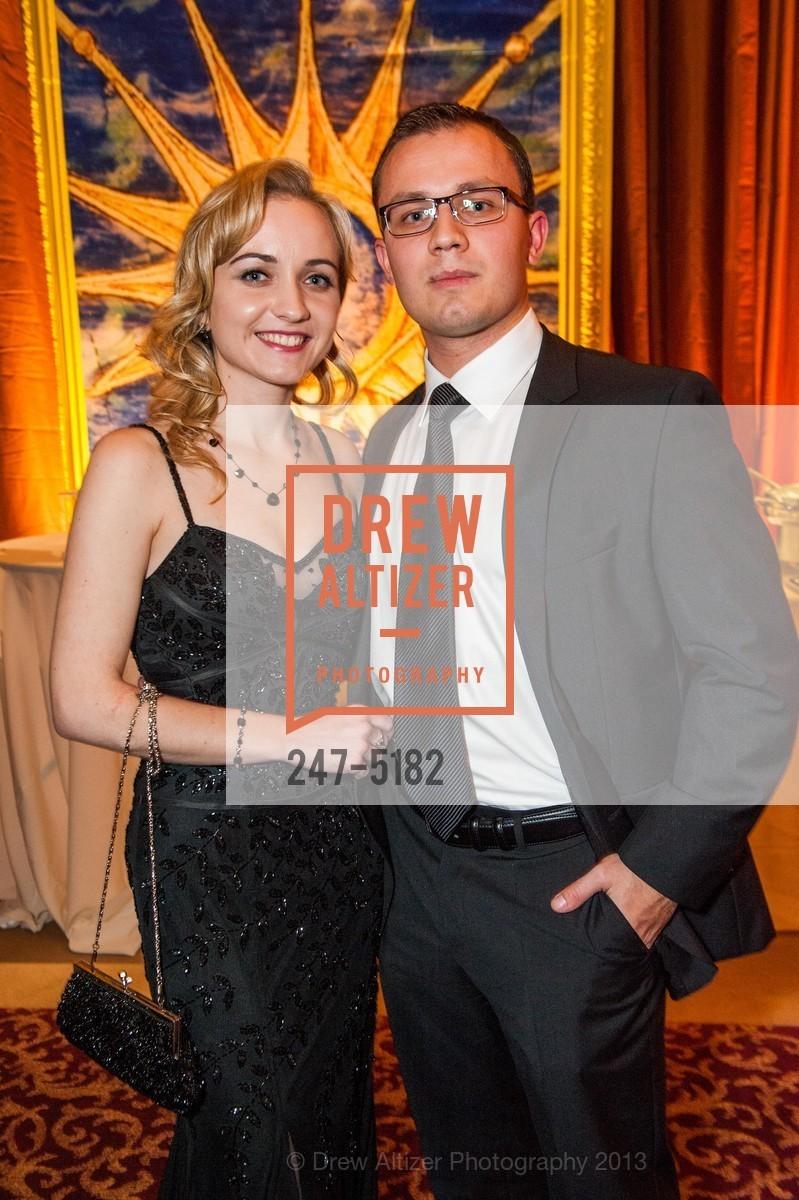 Elena Taube, David Taube, Photo #247-5182