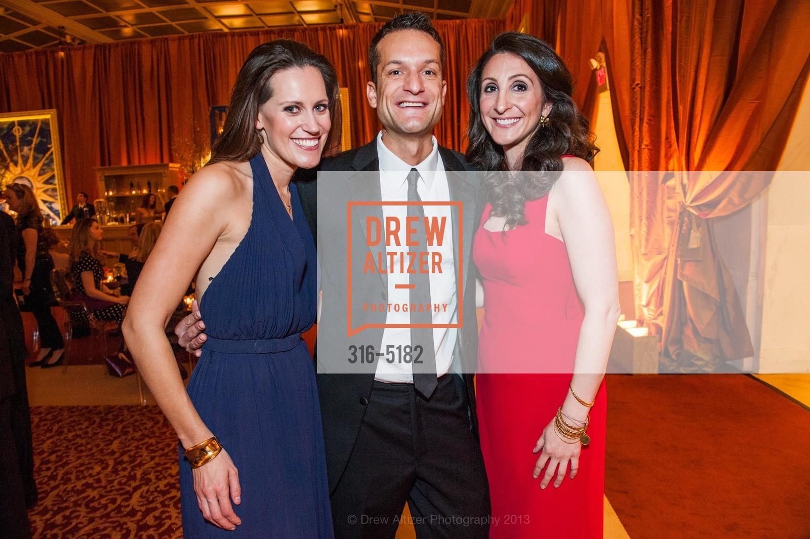 Ashley Tudor, Spencer Jones, Farah Maloof, Photo #316-5182