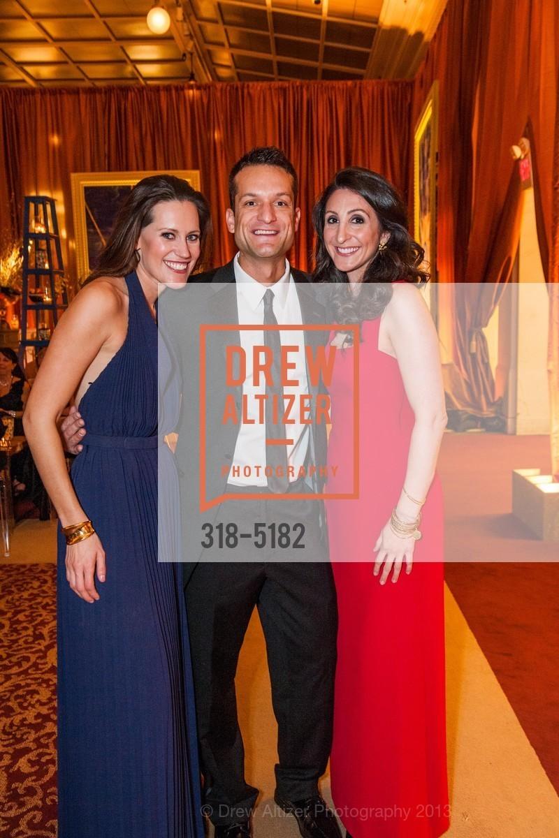 Ashley Tudor, Spencer Jones, Farah Maloof, Photo #318-5182