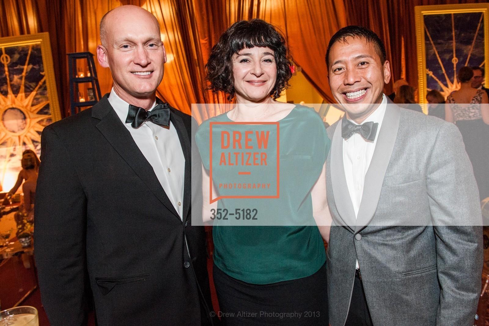John Book, Rebecca Poliskin, Fermin Nasol, Photo #352-5182