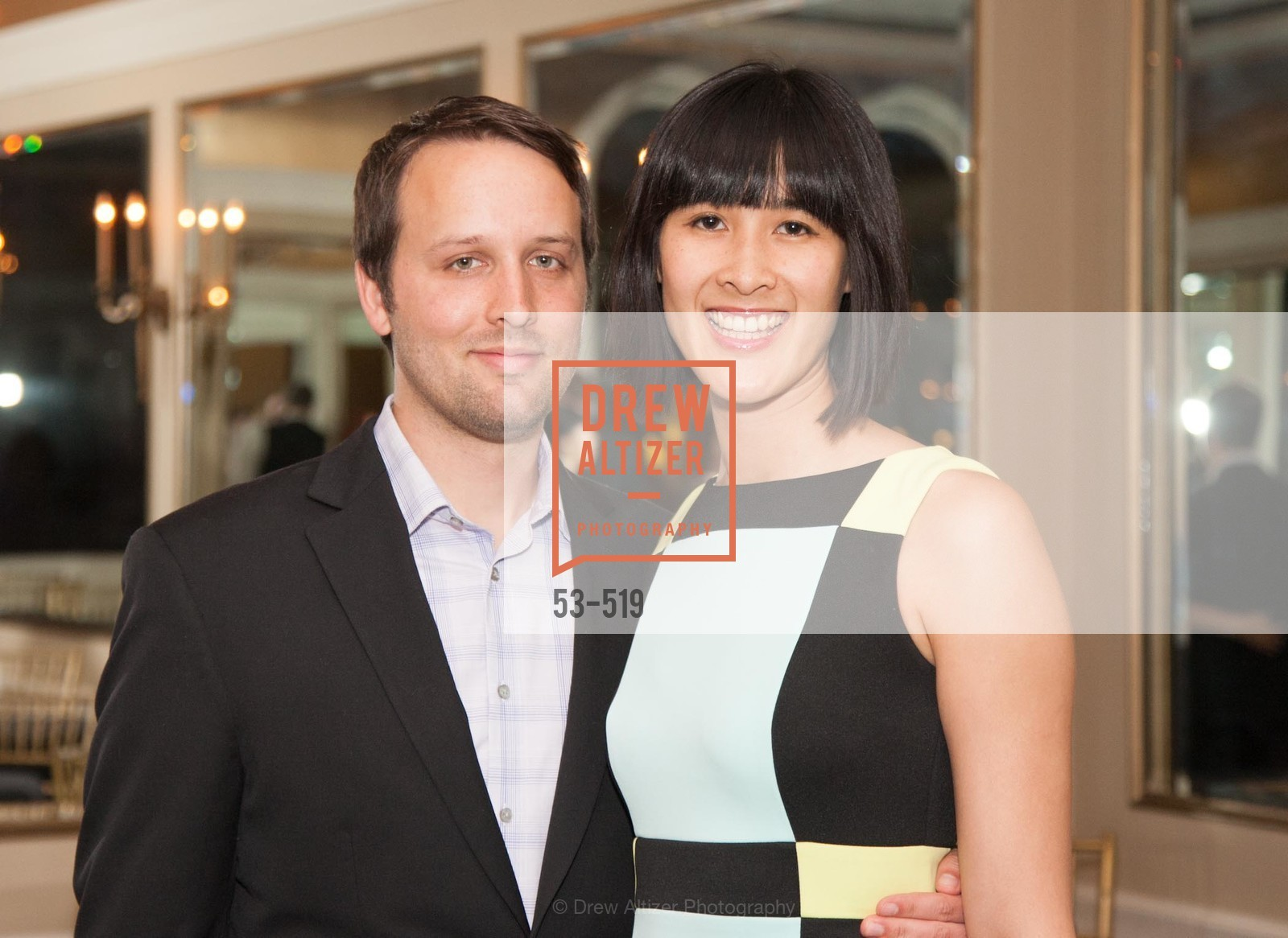 Ryan Valentin, Tinna Ho, Spinsters of San Francisco Presents: 2014 Patrons Reception Honoring Lori Shigekane, US. US, April 12th, 2014,Drew Altizer, Drew Altizer Photography, full-service agency, private events, San Francisco photographer, photographer california