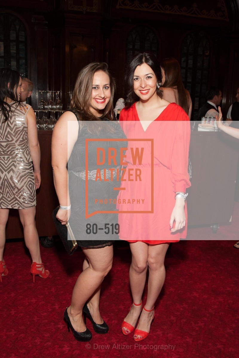Kelsey Luoma, Sahar Waziri, Spinsters of San Francisco Presents: 2014 Patrons Reception Honoring Lori Shigekane, US. US, April 12th, 2014,Drew Altizer, Drew Altizer Photography, full-service agency, private events, San Francisco photographer, photographer california